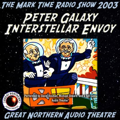 Peter Galaxy, Interstellar Envoy by Brian Price audiobook