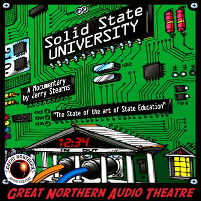 Solid State University by Jerry Stearns audiobook