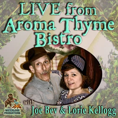 Live from Aroma Thyme Bistro by Marcus Guiliano audiobook