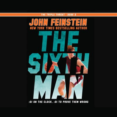 The Sixth Man by John Feinstein audiobook