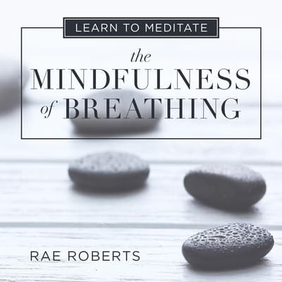 Learn to Meditate: The Mindfulness of Breathing by Rae Roberts audiobook
