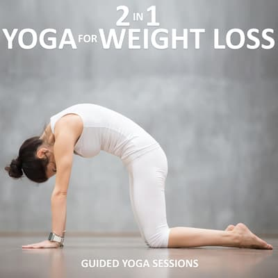 2 in 1 Yoga for Weight Loss by Sue Fuller audiobook