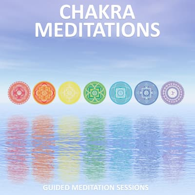 Chakra Meditations by Sue Fuller audiobook
