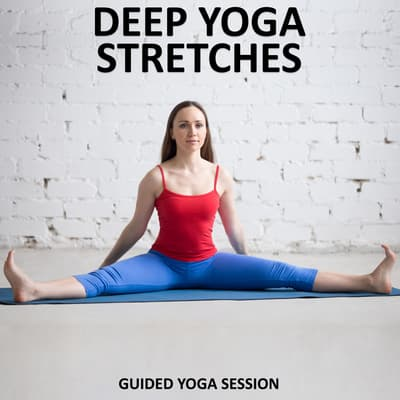Deep Yoga Stretches by Sue Fuller audiobook