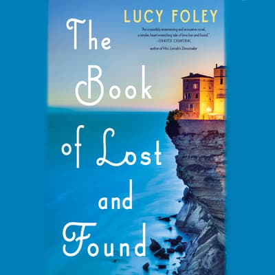 The Book of Lost and Found by Lucy Foley audiobook