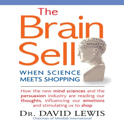 The Brain Sell by David Lewis audiobook