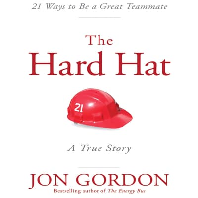 Hard Hat by Jon Gordon audiobook