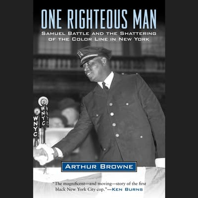 One Righteous Man by Arthur Browne audiobook