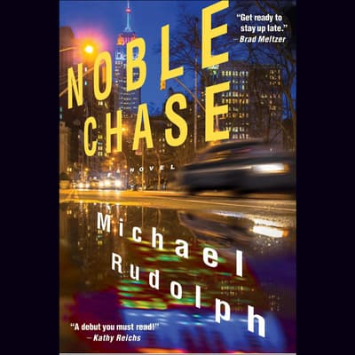 Noble Chase by Michael Rudolph audiobook