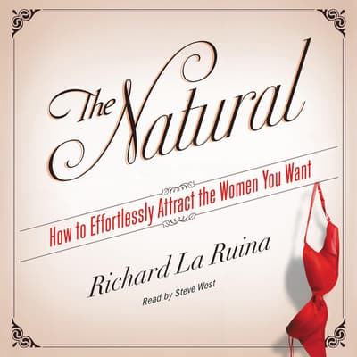 The Natural by Richard  La Ruina audiobook