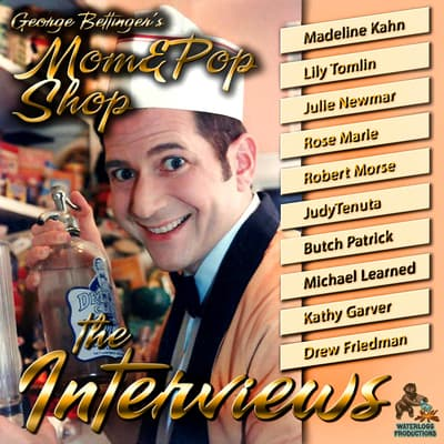 George Bettinger's Mom & Pop Shop: The Interviews by George Bettinger audiobook