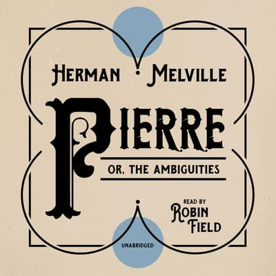 Pierre by Herman Melville audiobook