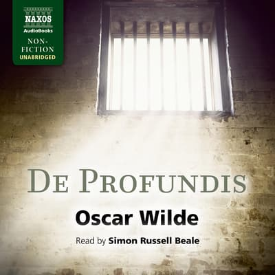 De Profundis by Oscar Wilde audiobook