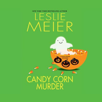 Candy Corn Murder by Leslie Meier audiobook