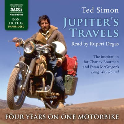 Jupiter's Travels by Ted Simon audiobook