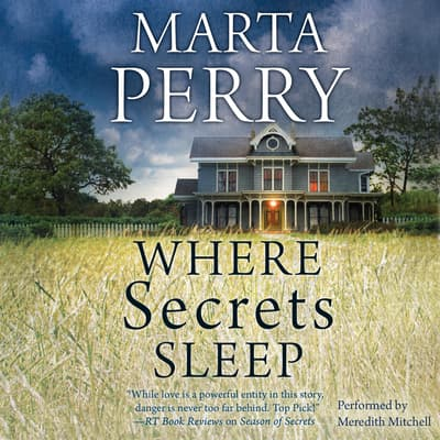 Where Secrets Sleep by Marta Perry audiobook
