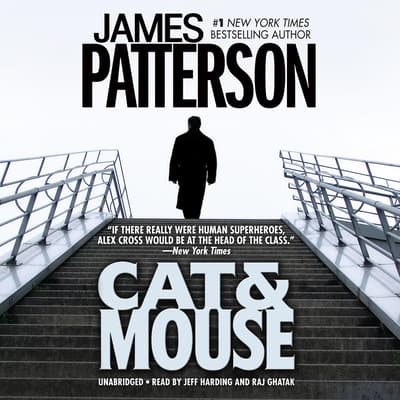 Cat & Mouse by James Patterson audiobook