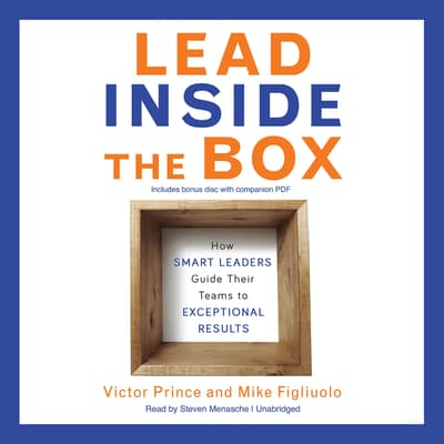 Lead Inside the Box by Victor Prince audiobook
