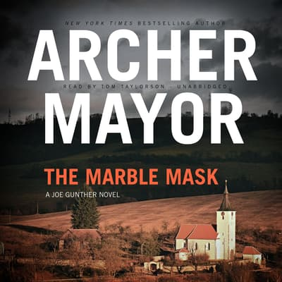 The Marble Mask by Archer Mayor audiobook