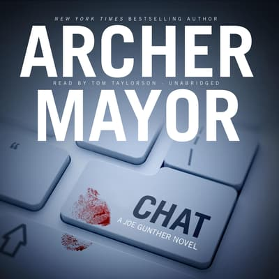 Chat by Archer Mayor audiobook