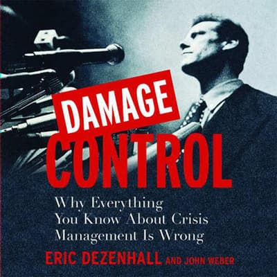 Damage Control by Eric Dezenhall audiobook