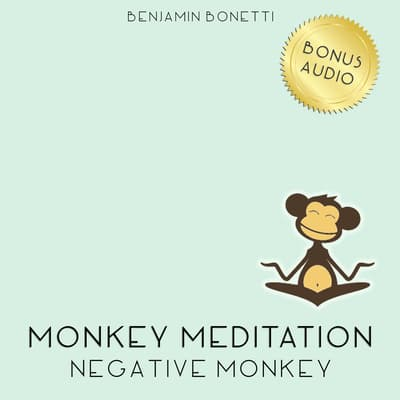 Negative Monkey Meditation by Benjamin  Bonetti audiobook