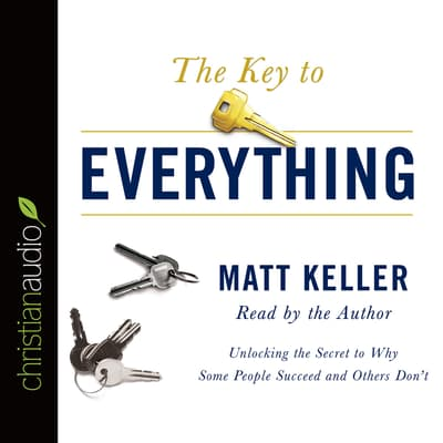 Key to Everything by Matt Keller audiobook