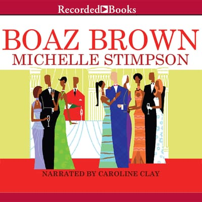 Boaz Brown by Michelle Stimpson audiobook