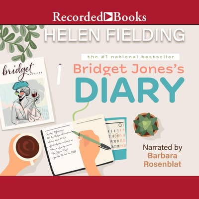 Bridget Jones's Diary by Helen Fielding audiobook