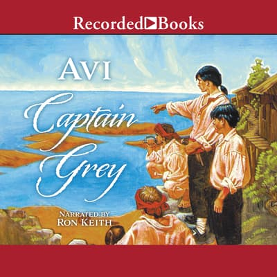 Captain Grey by Avi audiobook