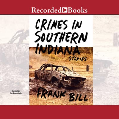 Crimes in Southern Indiana by Frank Bill audiobook