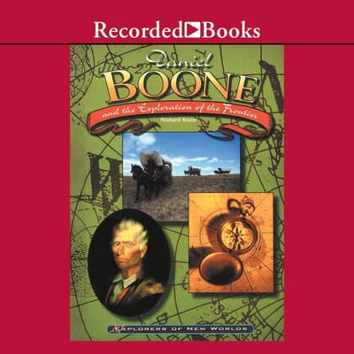 Daniel Boone by Richard Kozar audiobook