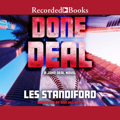 Done Deal by Les Standiford audiobook