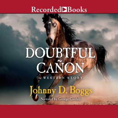 Doubtful Canon by Johnny D. Boggs audiobook