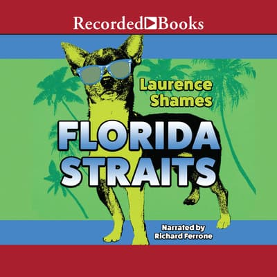 Florida Straits by Laurence Shames audiobook