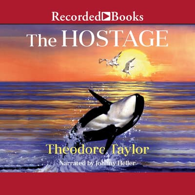 The Hostage by Theodore Taylor audiobook