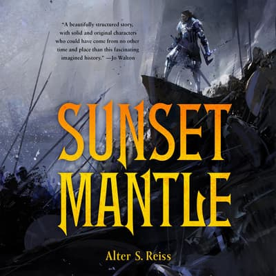 Sunset Mantle by Alter S. Reiss audiobook