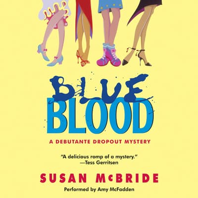 Blue Blood by Susan McBride audiobook