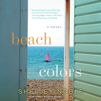 Beach Colors by Shelley Noble audiobook