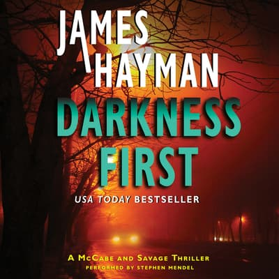 Darkness First by James Hayman audiobook