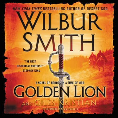 Golden Lion by Wilbur Smith audiobook