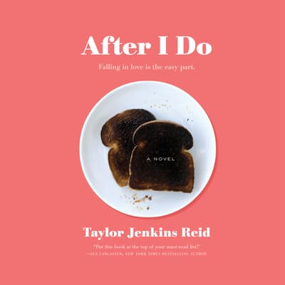 After I Do by Taylor Jenkins Reid audiobook