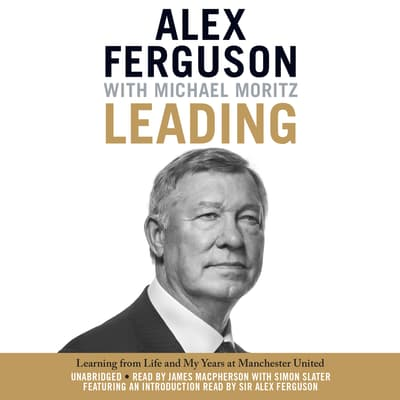 Leading by Alex Ferguson audiobook