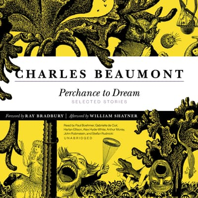 Perchance to Dream by Charles Beaumont audiobook