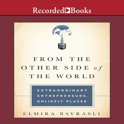From the Other Side of the World by Elmira Bayrasli audiobook
