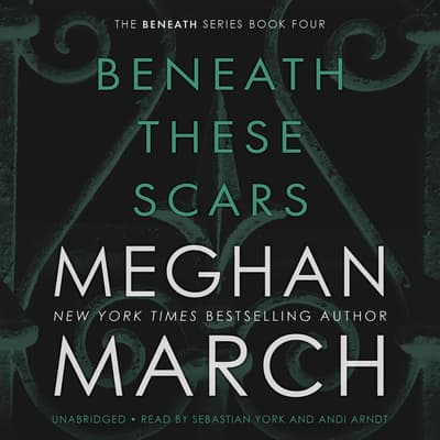 Beneath These Scars by Meghan March audiobook