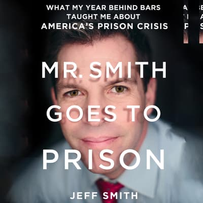 Mr. Smith Goes to Prison by Jeff Smith audiobook