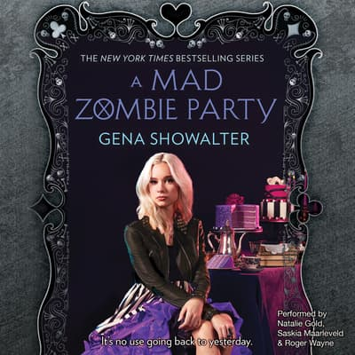 A Mad Zombie Party by Gena Showalter audiobook