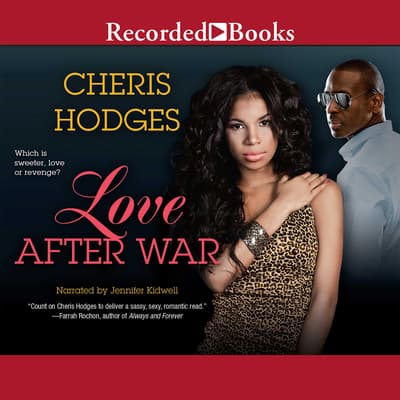 Love After War by Cheris Hodges audiobook