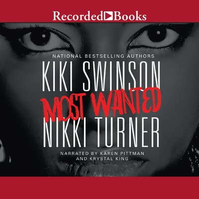 Most Wanted by Kiki Swinson audiobook
